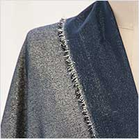 Corduroy and Denim Designer Fabrics
